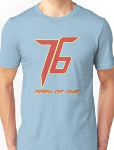 Soldier 76 Army Of One Unisex T-Shirt