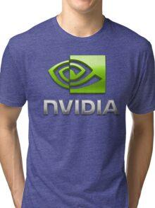 Nvidia Tri-blend T-Shirt
