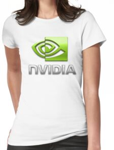 Nvidia Womens Fitted T-Shirt