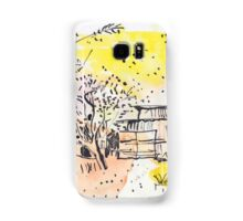 The Old Shed Out the Back Samsung Galaxy Case/Skin