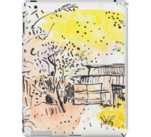 The Old Shed Out the Back iPad Case/Skin
