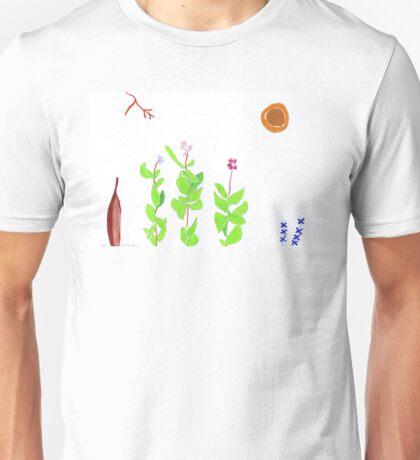 Midnight Garden cycle12 27 Unisex T-Shirt