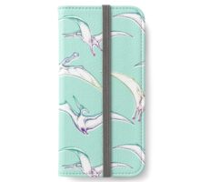 Guys high in the sky iPhone Wallet/Case/Skin
