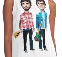 Flight of the Conchords Contrast Tank