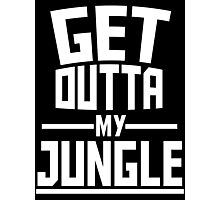 Get Outta My Jungle v2 Photographic Print