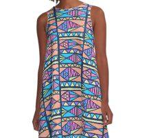 Sardines A-Line Dress
