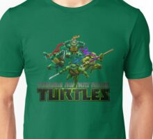 Teenage Mutant Ninja Turtles Cartoon Unisex T-Shirt