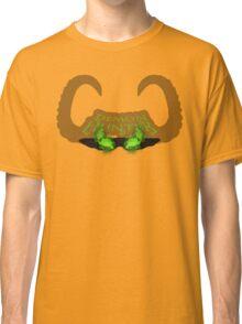 Burning Eyes Demon Hunter Classic T-Shirt