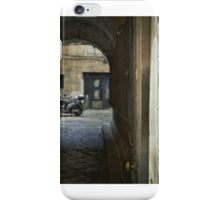 Streets of Catania iPhone Case/Skin