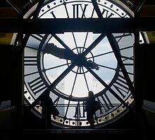 Hugo's Clock by Chris Welton