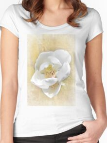 Sweet Southern Magnolia Women's Fitted Scoop T-Shirt