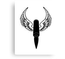Bulletwings! Canvas Print
