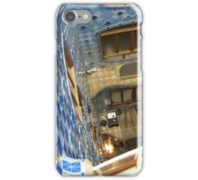 Gaudi's staircase iPhone Case/Skin
