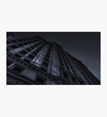 Facade Photographic Print