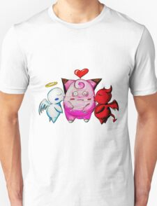Sweet Kiss and Lovely Kiss T-Shirt
