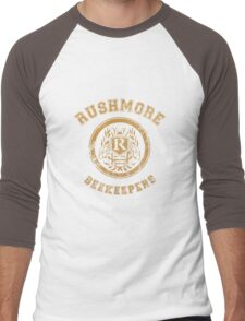 Rushmore Beekeepers Society Men's Baseball ¾ T-Shirt