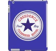 CCR STAR iPad Case/Skin