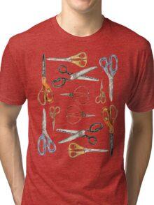 Scissors Collection Tri-blend T-Shirt