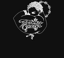 Paradise Garage logo white Unisex T-Shirt