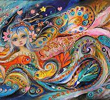 My little Mermaid Lucille by Elena Kotliarker