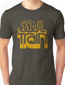 SOUL TRAIN (YELLOW) Unisex T-Shirt