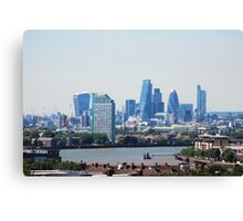 London city best place to work Canvas Print