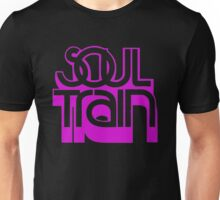 SOUL TRAIN (PURPLE) Unisex T-Shirt