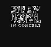 Billy Joel Concert 2016 Black Edition Unisex T-Shirt