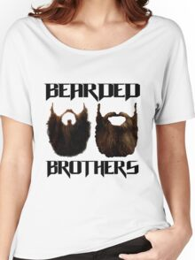 Bearded Brothers Women's Relaxed Fit T-Shirt