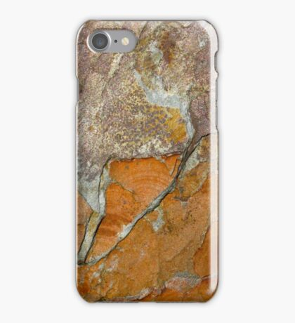 hot slate iPhone Case/Skin