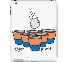 Beer Pong Auburn Tiger Prowler iPad Case/Skin