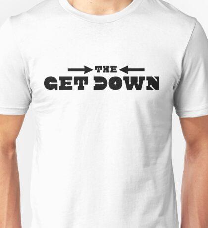 The Get Down Netflix Afro Unisex T-Shirt