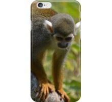 Squirrel Monkey - Photography iPhone Case/Skin