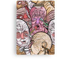 UTENSIL FREAKS Canvas Print