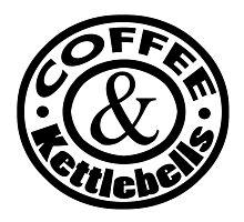 Coffee & Kettlebells Photographic Print