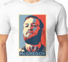 Conor McGregor Face Unisex T-Shirt