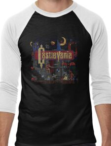 Vania Castle Men's Baseball ¾ T-Shirt