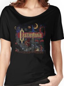 Vania Castle Women's Relaxed Fit T-Shirt