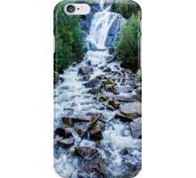 Steavenson Falls, Marysville, Victoria, Australia. iPhone Case/Skin