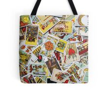 Tarot Card Collection Tote Bag