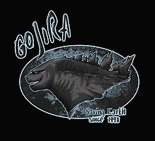Gojira - saving Earth since 1998 by Arry