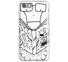 MILO GOES TO EVIL DEAD COLLEGE iPhone Case/Skin