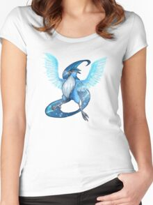 Articuno BITTER FROST Edition Women's Fitted Scoop T-Shirt