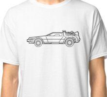 Delorean Line - Smile Design 2015 Classic T-Shirt