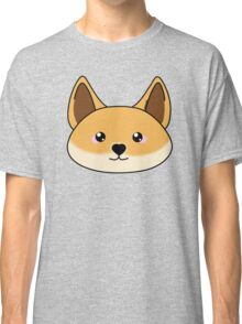 Cute dingo - Australian animal design Classic T-Shirt