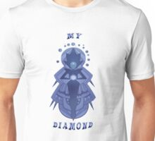 My Diamond, White Diamond!  Unisex T-Shirt