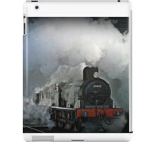 Smoke Screen iPad Case/Skin