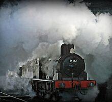 Smoke Screen by Beverley Barrett