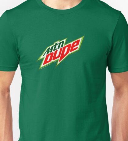 Mountain Dude Reloaded Unisex T-Shirt