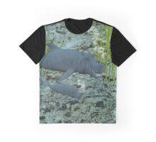 Whalippos Graphic T-Shirt